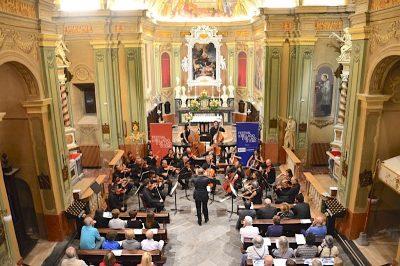 Festival di Bellagio chiesa