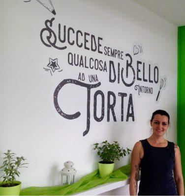 Elena Macinic titolare di Wonderfood SAS di Settimo Milanese