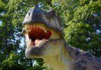 dinosauri mostra parco di Monza