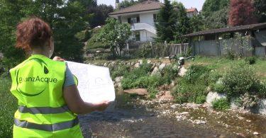 Brianzacque droni al lavoro sul Seveso