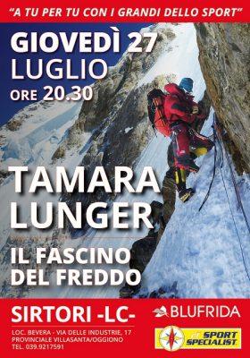 DF Sport Specialist Tamara Lunger
