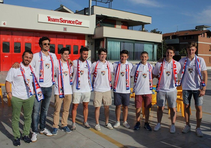 HRC Monza, presentazione squadra 2017