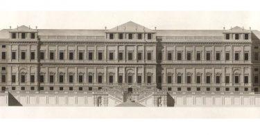 Villa Reale cartolina