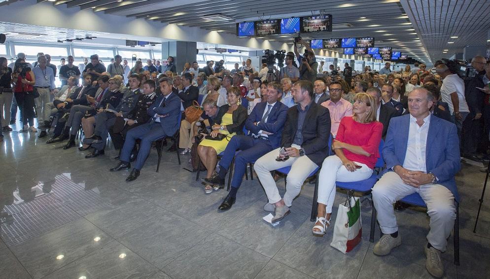 Gran Premio Heineken d'Italia 2017 platea presentazione