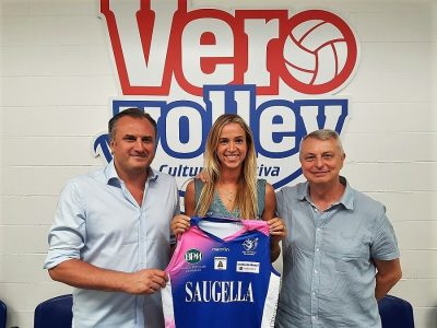 Vero Volley Saugella team HELENA HAVELKOVA