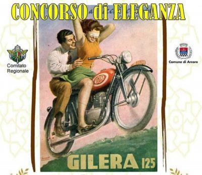 Gilera Arcore concorso eleganza
