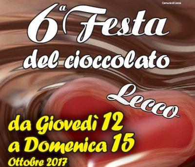 Lecco Festa del Cioccolato