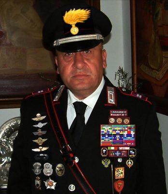 Gaetano è anche Cavaliere della Repubblica Italiana