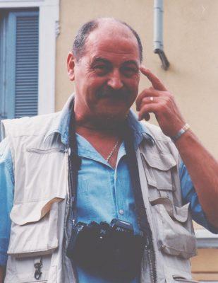 Una doverosa citazione fotografica per il buon Gianfranco Santi, purtroppo prematuramente mancato a causa di un incidente stradale