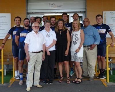 Il gruppo AIAS di Monza