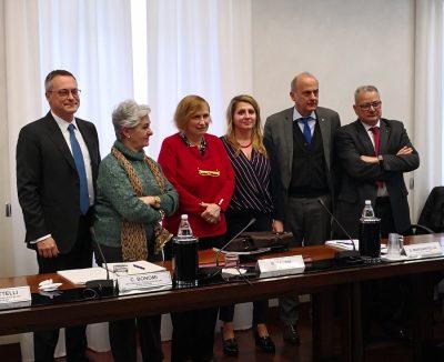 Il presidente di Assolombarda Carlo Bonomi con