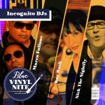 Blue Note Milano Blue Vinyl Nite