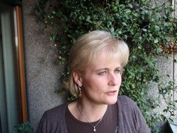 Laura Maciocia regista della compagnia Dagli Otto agli Anta
