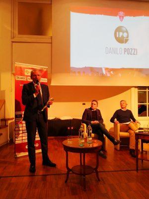 Danilo Pozzi della IPQ