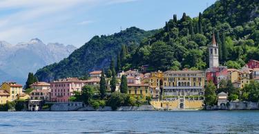 5 destinazioni sul lago di Como
